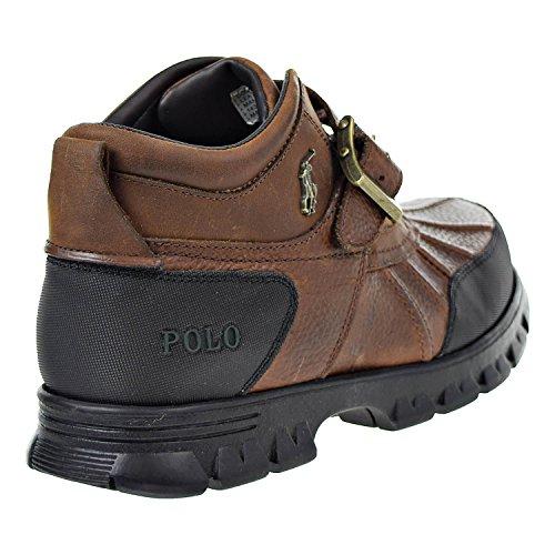 Polo Ralph Lauren Hommes Dover Iii Boot Brun Moyen