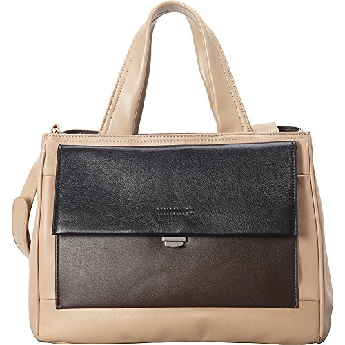perlina-audrey-medium-satchel-macadamia-chocolate