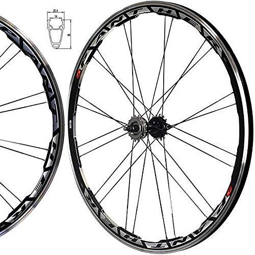 Stars Rim Fixie Freewheel Single Speed Wheel Wheelset Black (Best Single Speed Wheelset)