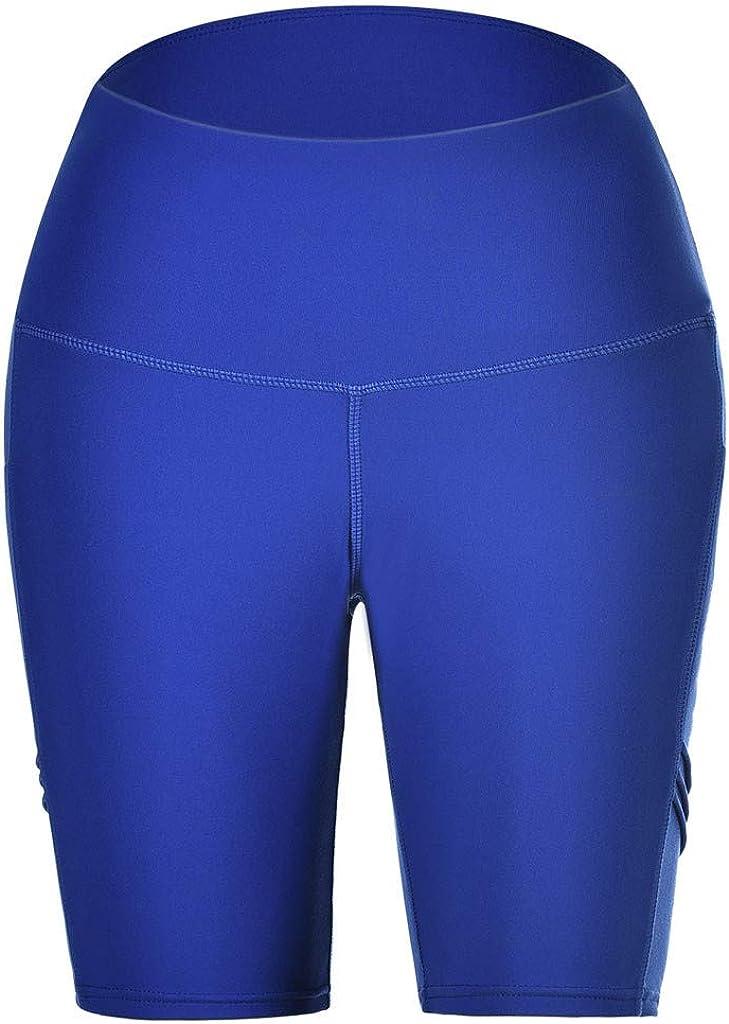 Shorts Womens Glorxha Women Workout Yoga Running Dance Volleyball Pants
