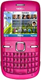 Nokia C3-00 Pink Sim Free (Unbranded)