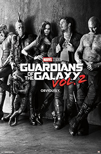Trends International Guardians of the Galaxy 2 One Sheet Pri