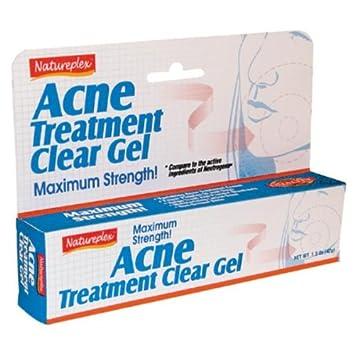 Amazon Com Natureplex Acne Treatment Clear Gel 1 5 Oz Case Pack 24 Pieces Facial Treatment Products Beauty
