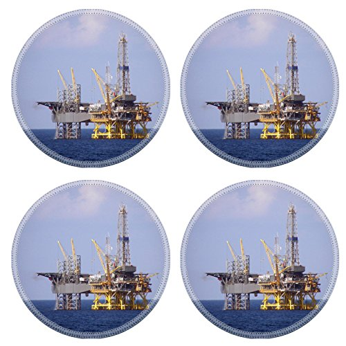 Liili Round Coasters Fixed oil platform and mobile jack up drilling rig Photo 3099355