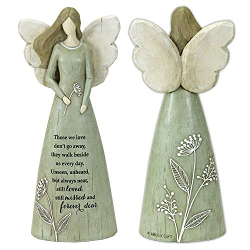 """Abbey Gift 10"""" Those We Love Boxed Angel Figurine, Multi from Abbey Gift"""