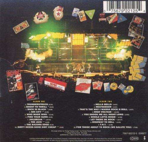 Live: AC/DC by