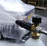 USA Premium Store Foam Lance Snow Cannon Pressure Washer Gun Car Foamer Wash SoapSuds Spray Jet