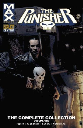 Punisher Max Complete Collection Vol. 1 (The Punisher: Max Comics) (Collection Vol The 1)