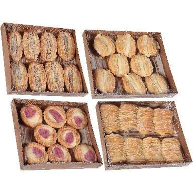 Sara Lee Danish Assorted Elite - Case of 48 by Chef Pierre (Image #3)
