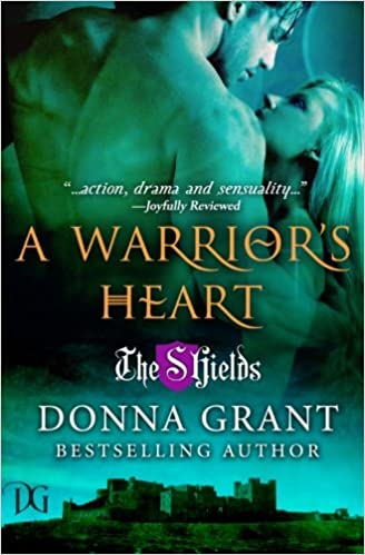 A Warriors Heart (The Shields Book 5)