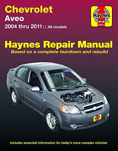 Chevrolet Aveo (04-11) Haynes Repair Manual (Haynes Automotive)