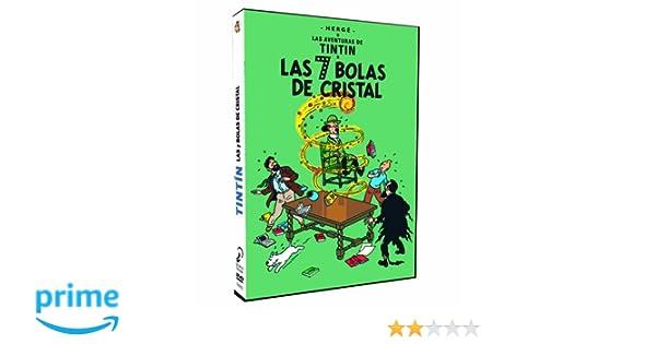 Tintín: Las 7 Bolas De Cristal [DVD]: Amazon.es: Animación ...