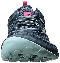 New Balance Women\'s WT10v1 Trail Running Shoe, Tornado/Storm Blue, 7 B US