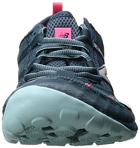 New Balance Womens WT10v1 Minimus Trail Running Shoe Tornado/Storm Blue