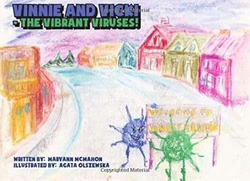 Vinnie and Vicki - The Vibrant Viruses!