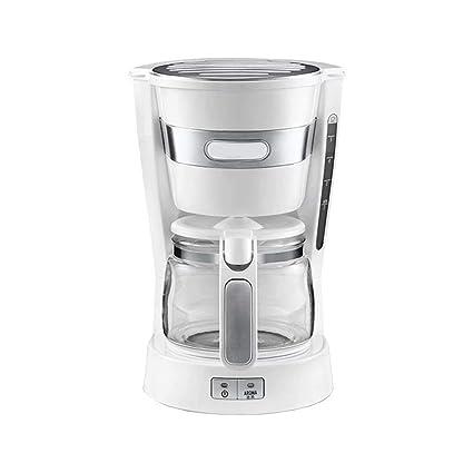 WY-coffee maker Máquina de café cafetera de Goteo automática para el hogar, 650ML