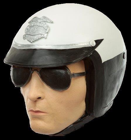 Ghoulish Terminator 2: T-1000 Cop Mask