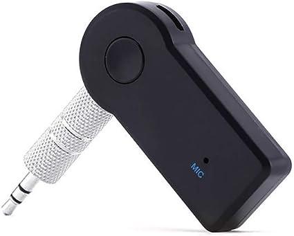 2 in 1 Bluetooth Wireless Receiver Transmitter Audio Adapter for Car Speaker hudiemm0B Bluetooth Receiver