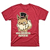 Good Eevee-Ning Gentlmen! - Teepublic Male Small T-Shirt