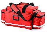 Aurelius Large Capacity First Aid Responder Bag Empty EMT Trauma Bag,Emergency Supplies Not Included