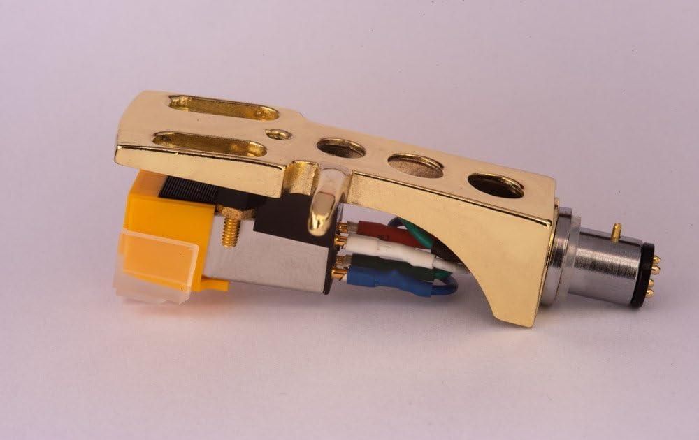 TT1100 NEW TITANIUM Cartridge Headshell for Gemini PT2410 XL100 PT2400