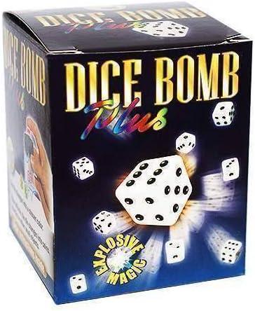 SOLOMAGIA Dice Bomb - Plus - Close-Up Magic - Trucos Magia y la Magia - Magic Tricks and Props: Amazon.es: Juguetes y juegos