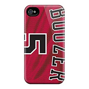 Shock-dirt Proof Player Jerseys Case Cover For Iphone 4/4s