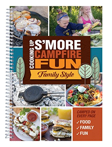 Cooking Up S'more Campfire Fun