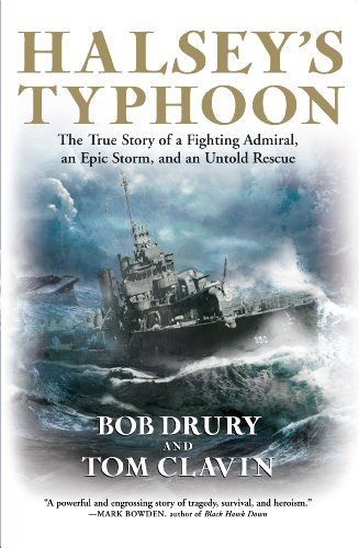 Halseys Typhoon Fighting Admiral Untold ebook product image