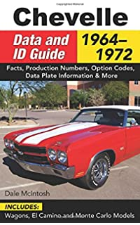 Chevelle ss 1964 1972 a muscle car source book jeffrey steffes chevelle data and id guide 1964 1972 fandeluxe Gallery