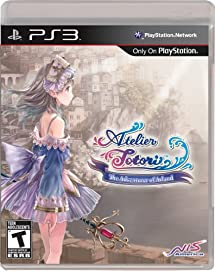 Atelier Totori: The Adventurer of Arland - Playstation 3