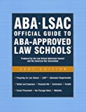 ABA/LSAC Official Guide to ABA-Approved Law Schools, , 0976024551