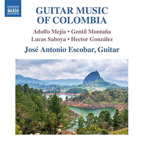 Price comparison product image Guitar Music of Colombia