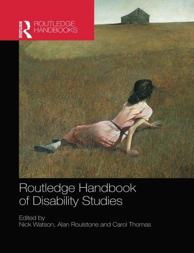 Routledge Handbook of Disability Studies (Routledge Handbooks (Paperback))
