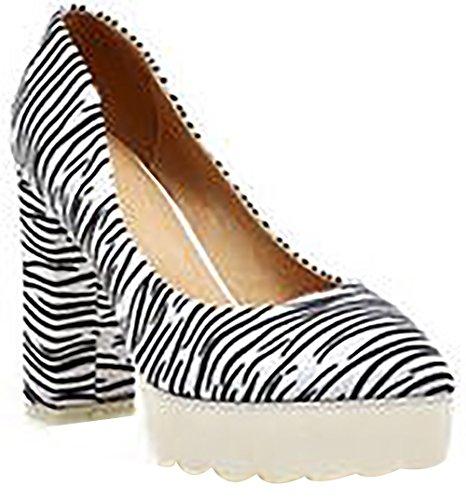 Laruise Women's Pump Single Shoes Colorful DKgeFIjCy