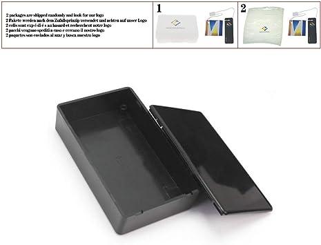 ABS DIY Plástico Proyecto de Caja de Proyecto electrónico ...