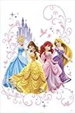 "RoomMates RMK2799TB Disney Princess Wall Graphix Peel and Stick Giant Wall Decals, 24"" x 36"""