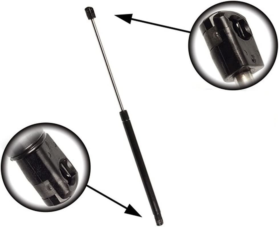 Fit For MERCURY CAPRI /& FORD MUSTANG QTY2 Gas Struts Rear Trunk Lift Support