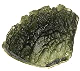 Moldavite Rare Natural High Vibration Crystal Genuine 10.3 Grams MOLD17S2908