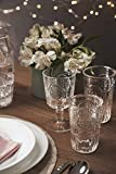 Bormioli Rocco Romantic Stemware Glass, Set of