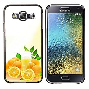 """For Samsung Galaxy E5 E500 , S-type Naturaleza Hermosa Forrest Verde 63"""" - Arte & diseño plástico duro Fundas Cover Cubre Hard Case Cover"""