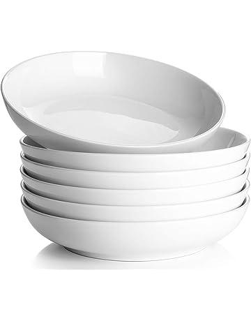Amazon Com Pasta Bowls Home Kitchen