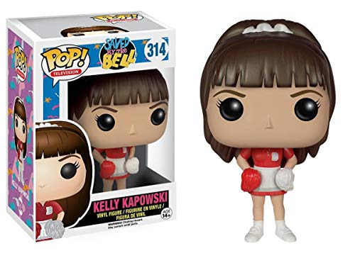 Funko POP TV Saved by The Bell Kelly Kapowski Action Figure