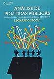 Análise de Políticas Públicas. Diagnóstico de Problemas. Recomendação de Soluções - 8522125465