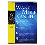 Wart Mole Vanish, Award Winning, All Natural, Guaranteed, Wart, Mole, Skin Tag Removal Product. ONE 20 minute application! Removes 2-5 Large growths or 5-25 Smaller ones. Pristine Herbal Touch, the only authorized seller