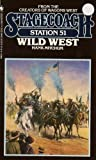 Wild West, Hank Mitchum, 0553288261