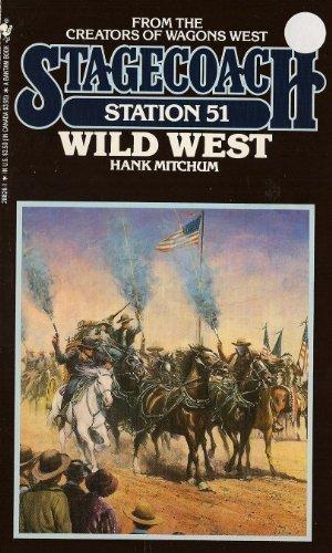 WILD WEST (Stagecoach - Stagecoach Station