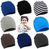 Best Beanie Hats - YJWAN Toddler Infant Baby Beanie Soft Cute Cotton Review