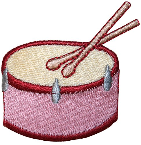 id-3163-snare-side-drum-percussion-musical-instrument-iron-on-applique-patch