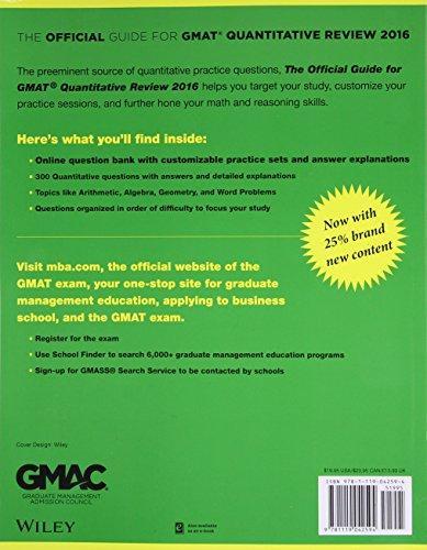 gmat official guide quantitative review 2018 pdf